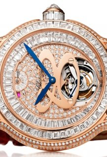 Tourbillon Lady