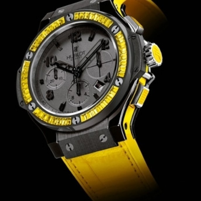 Hublot - Black Lemon