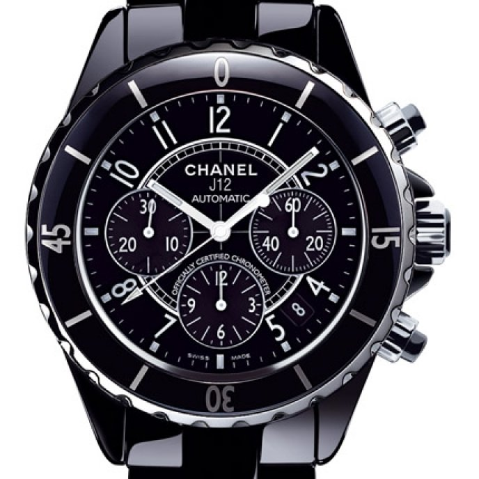 Chanel - J12 Chronographe céramique