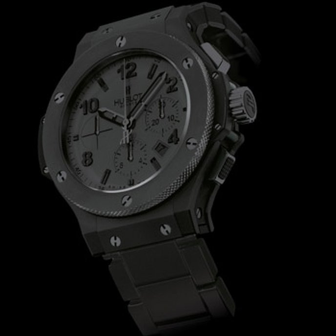 Hublot - All Black II