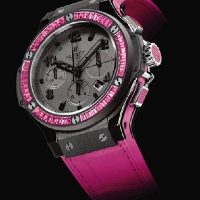 Hublot - Black Pink Bang