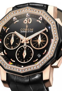 Admiral's Cup Chronograph 40 Diamonds