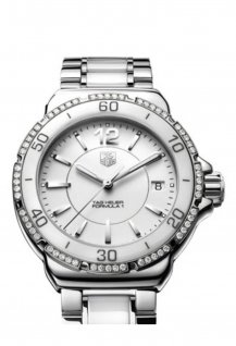 TAG Heuer Formula 1 Lady Steel & Ceramic