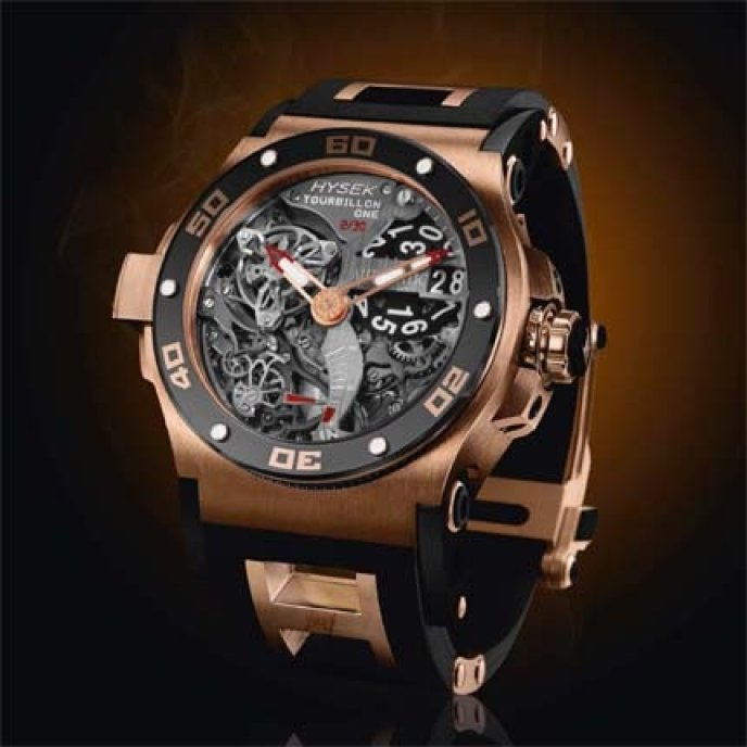 Hysek - Tourbillon Automatique