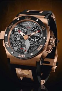 Tourbillon Automatique