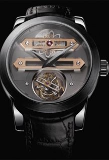 Tourbillon Bi-axial
