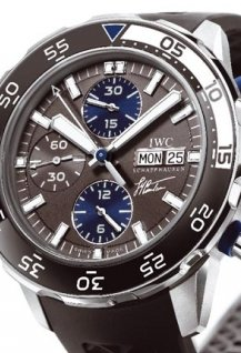 Chronographe Edition Jacques-Yves Cousteau