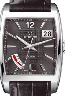 Madison Eight-Days avec Eterna Spherodrive