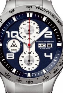 P'6340 Flat Six Automatic Chronograph