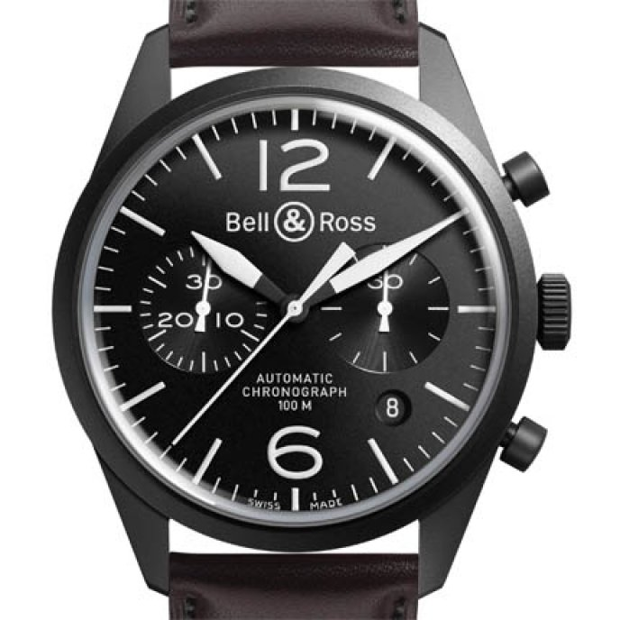 Bell & Ross - BR 126 Original Carbon