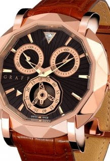 MasterGraff Chrono Tourbillon