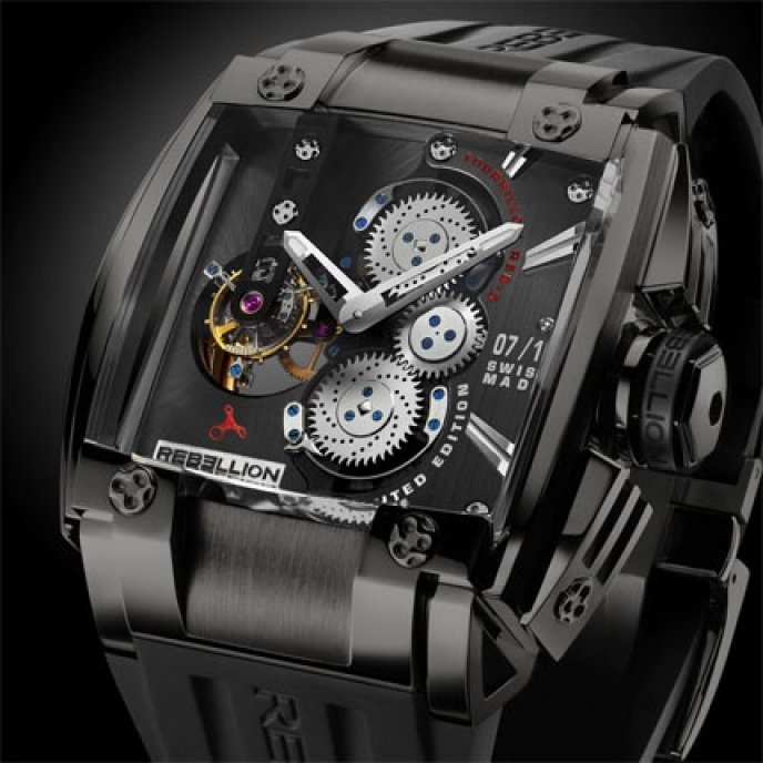 Rebellion - REB 5 Tourbillon