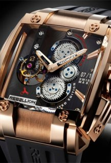 REB 5 Tourbillon