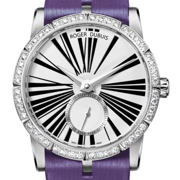Roger Dubuis - Excalibur Lady Acier & Diamants