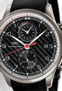 Yacht Club Chronographe Edition «Volvo Ocean Race 2011-2012»
