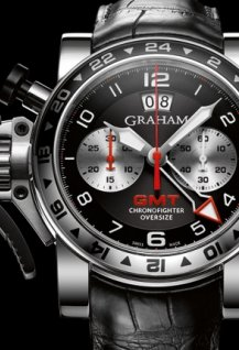 Oversize GMT Black Steel