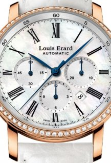 Ladies' Gold chronograph