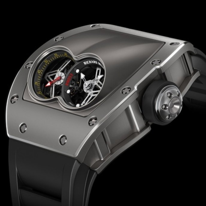 Richard Mille - RM 053 Tourbillon Richard Mille Pablo Mac Donough
