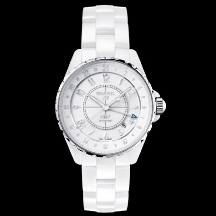 Chanel - GMT Blanche