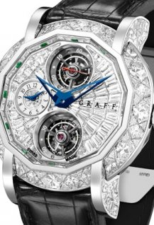 Double Tourbillon GMT