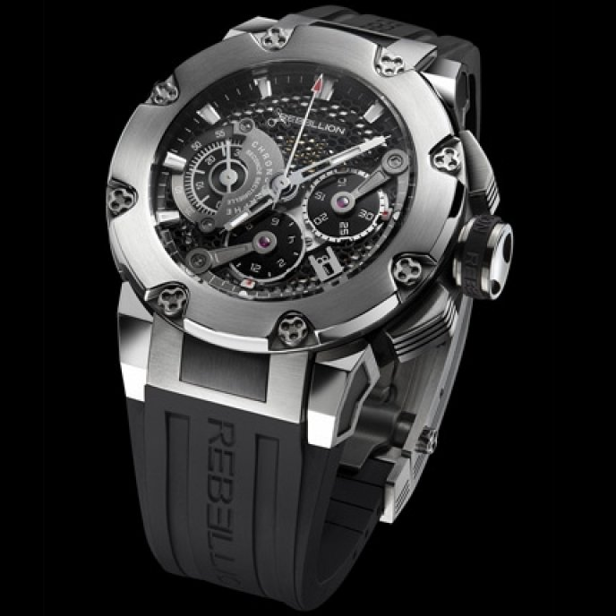 Rebellion - Chronographe Seconde Sectorielle