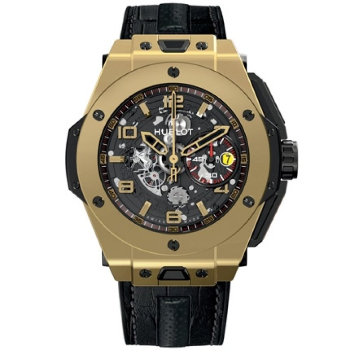 Hublot - Ferrari Magic Gold