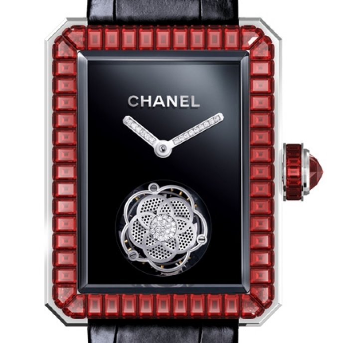 Chanel - Tourbillon Volant Rubis