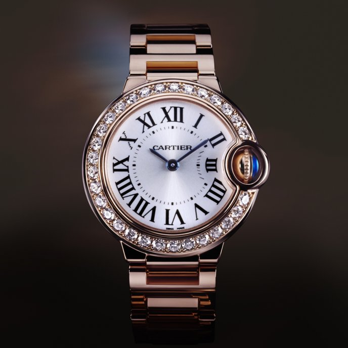 Cartier - Ballon Bleu de Cartier 28mm