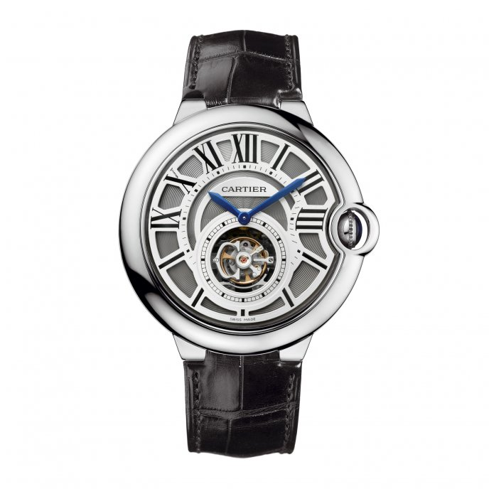 Cartier - Ballon Bleu de Cartier Tourbillon Volant