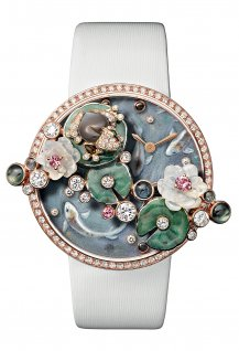 Les Indomptables de Cartier - Frog watch