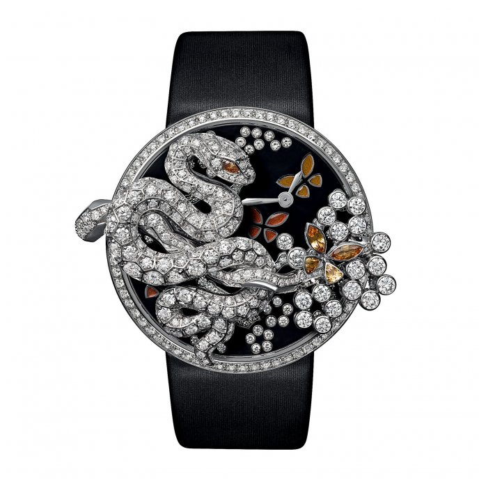 Cartier - Les Indomptables de Cartier - Montre Serpent