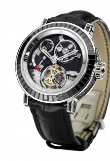 Academia Tourbillon Differentiel Haute Joaillerie