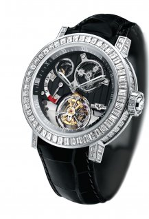 Tourbillon Differentiel Haute Joaillerie