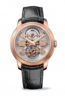 Tourbillon With Three Bridges