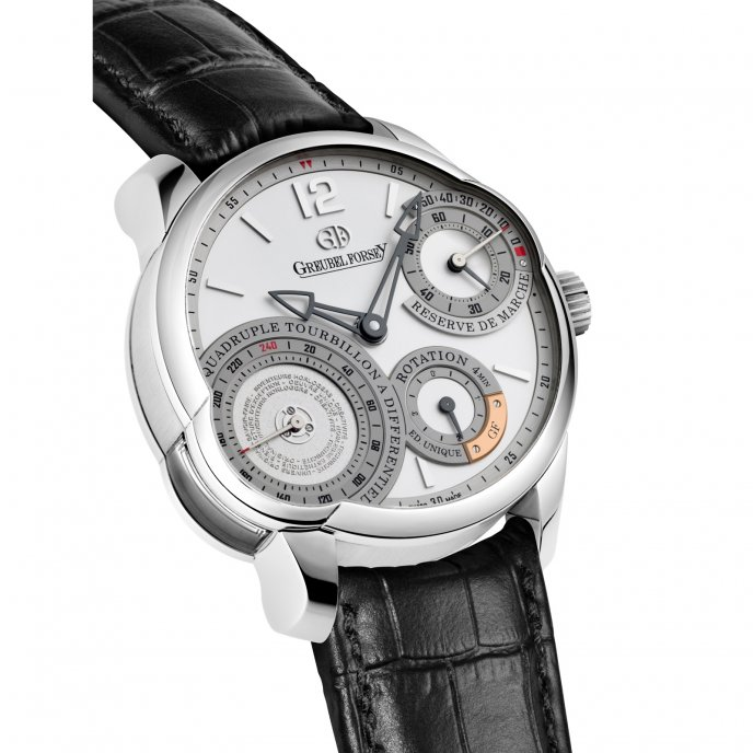 Greubel Forsey - Secret