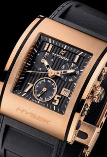 Chronographe or rose