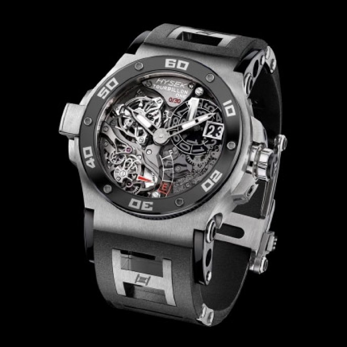 Hysek - Tourbillon