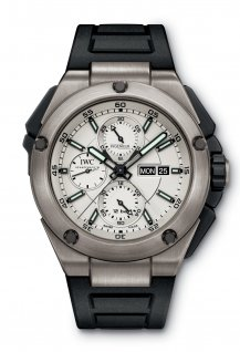 Double Chronograph Titanium