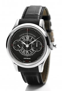 Grand Chronographe Email Grand Feu