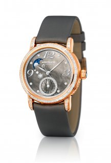 Star Lady Gold Moonphase Automatic