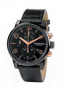 TimeWalker Dual Carbon Chronograph