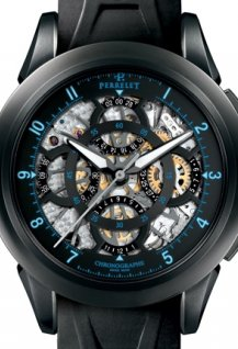 Skeleton Chronograph
