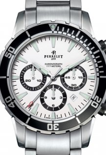 Seacraft Chronograph