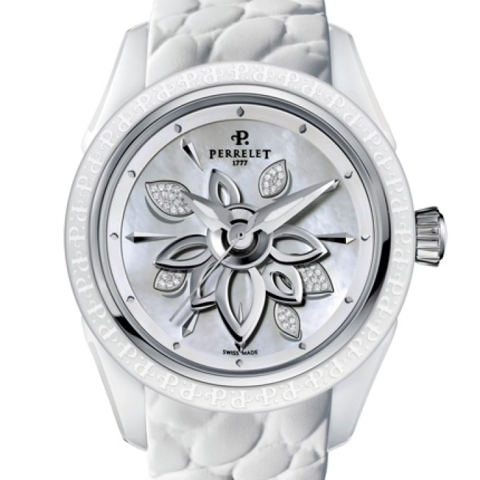 Perrelet - Diamond Flower Ceramic
