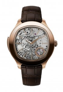 Ultra-Thin Minute Repeater