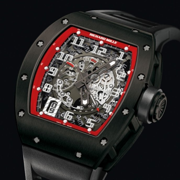 Richard Mille - RM 030 Black Night