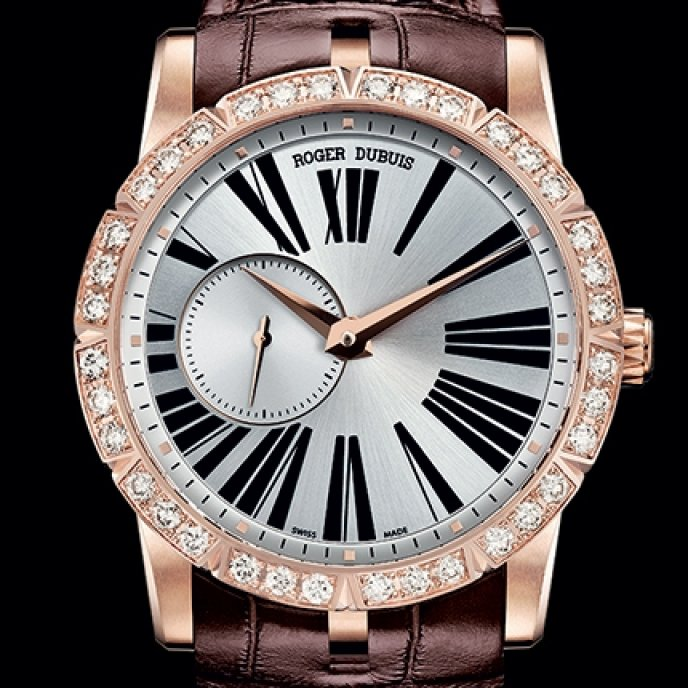 Roger Dubuis - Automatique Or Rose Joaillerie