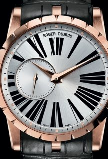 Excalibur⁴² Automatic Pink Gold