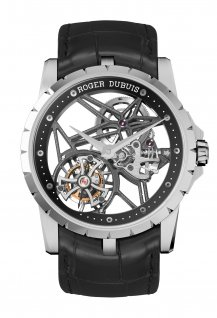 Excalibur⁴² Skeleton Flying Tourbillon