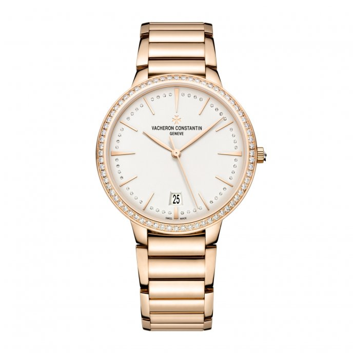 Vacheron Constantin - Contemporaine Dame bracelet or